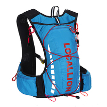 10L Biking Hydration Backpack Portable Sports Water Bags Cycling Backpack Outdoor Climbing Camping Hiking Bicycle Bike Bag стоимость