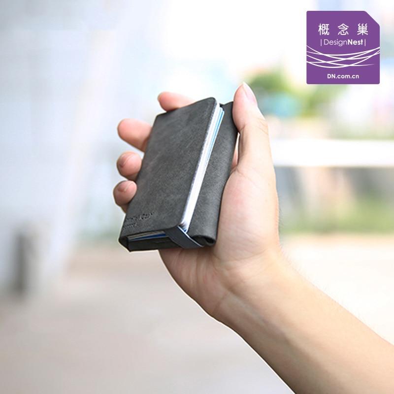 Designnest Design Creative Origional Miniwallet Multi-functional Mini Wallet Wallet