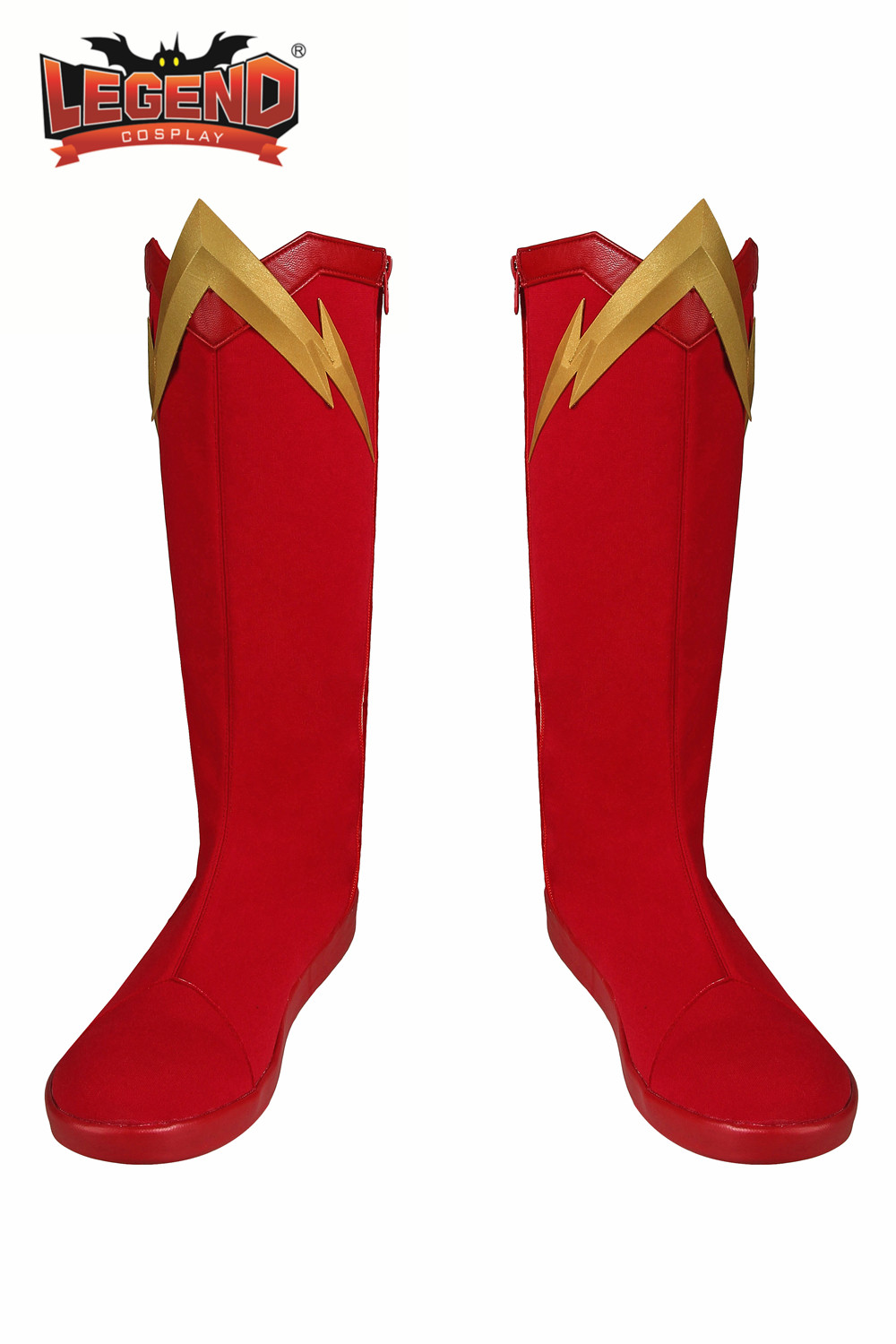 2019 New <font><b>The</b></font> <font><b>Flash</b></font> <font><b>Cosplay</b></font> Barry Allen <font><b>Cosplay</b></font> shoes <font><b>boots</b></font> Halloween image