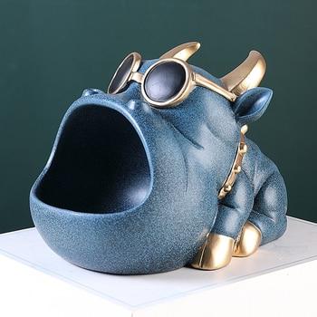 Dog Statue Decoration 5