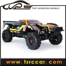 1/5 распродажа автомобильных ковриков 30.5cc RC автомобиль с 2,4G 3 канала DMX контроллер с ЖК-дисплей экран для Baja 5T