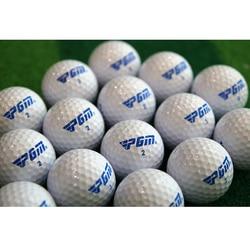 Высококачественные Новые мячи для гольфа, два/три слоя, тренировочный мяч для игры, двухслойный мяч, длинные дистанции, для спорта на открыт...