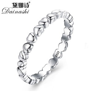 Dainish Silver 925 Jewelry Hea