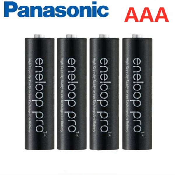 Panasonic Eneloop Pro AAA Battery Rechargeable 950mAh 1.2V NI-MH Camera Flashlight Toy Pre-Charged Rechargeable Aaa Batteries