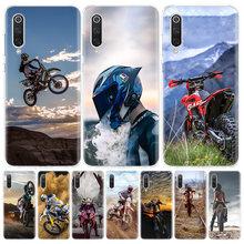 Coque de téléphone pour moto, compatible avec Xiaomi Redmi Note 9S 8T 8 7 8A 7 7A 6A 4X S2 MI 10 9 8 CC9 Lite F1 Pro