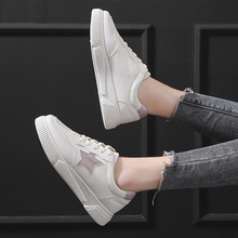 Women Canvas Shoes Casual Flat Shoes Sta