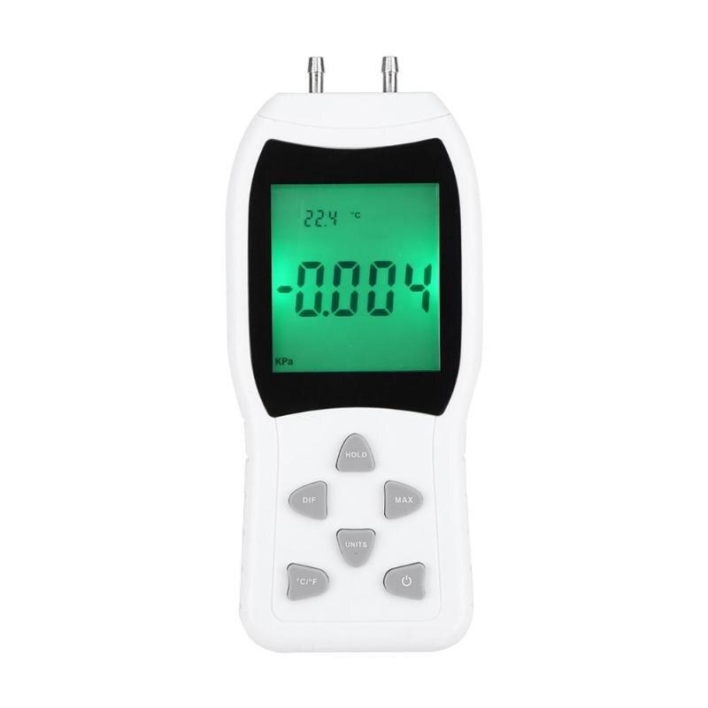 Цифровой манометр газовый манометр воздушный измеритель ручные барометры дифференциальный анализатор природного газа Тестер измерительн...