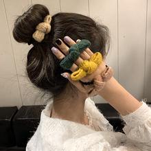 Модное ювелирное изделие 6 шт Женская резинка для волос осень