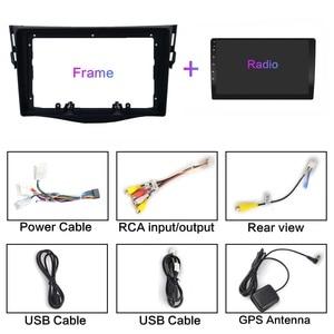 Image 5 - 4G+64G 9 2din Android 9.0 Car DVD Player for Toyota RAV4 Rav 4 2007 2008 2009 2010 2011 Car Radio GPS Navigation Wifi Player