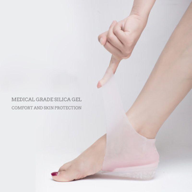 calcanhar palmilha solas unisex meias invisiveis 02