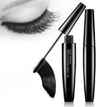 Professional Black Mascara No Blooming Waterproof Eyelash Mascara Eye Extensions Thick Curling Beauty Cosmetics Easy to remove