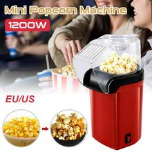 цена на Household Healthy Hot Air Oil-Free Popcorn Maker Machine Corn Popper For Home Kitchen Mini Popcorn Maker Machine