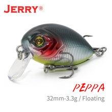Jerry peppa trout Ультралегкая спиннинговая рыболовная приманка