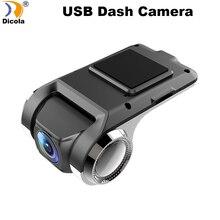 Android Multimedia Speler Radio Met Adas Auto Dvr Camerd Dash Cam 720P/1080P