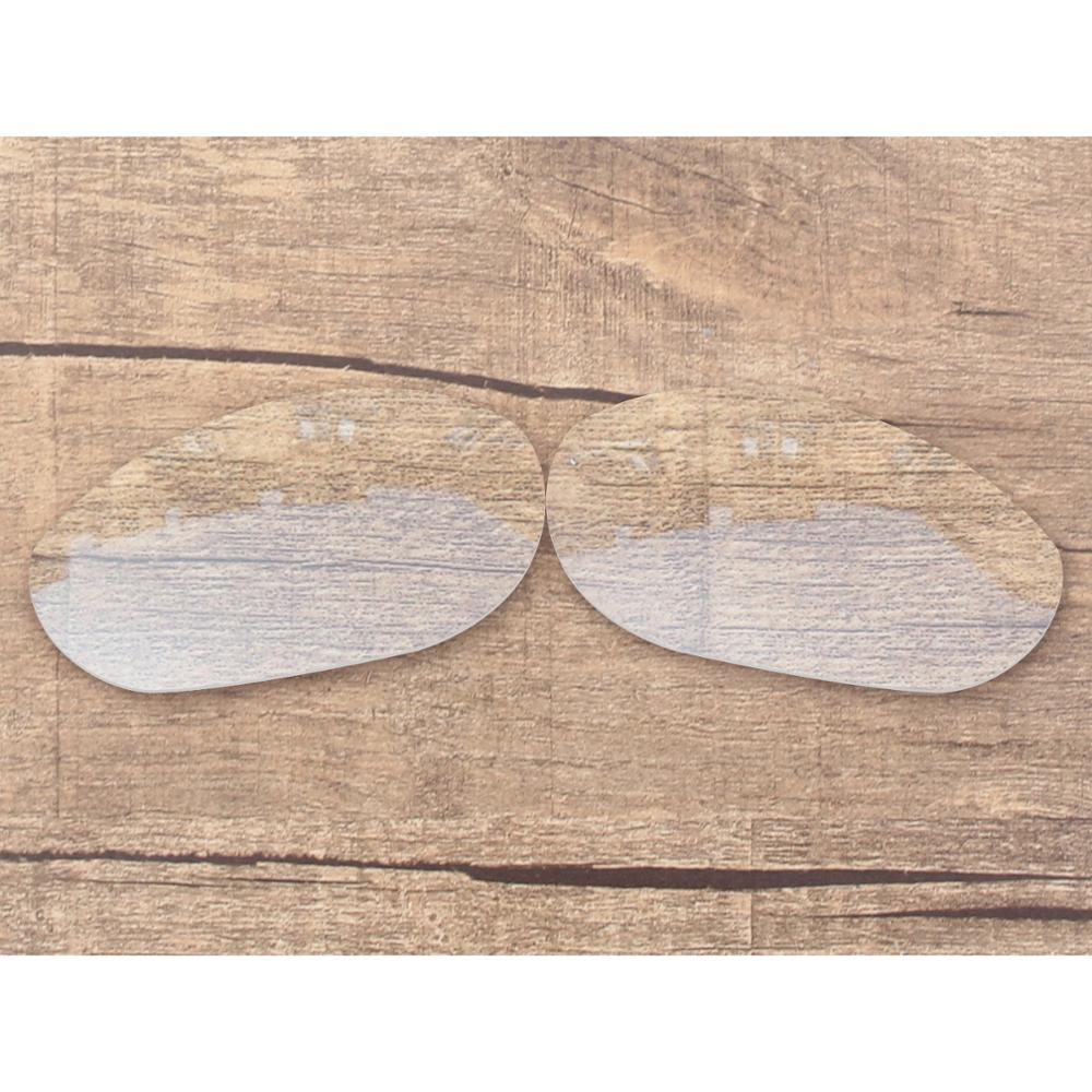 Vonxyz High Intensity Clear Replacement Lenses For-Oakley Monster Dog Frame