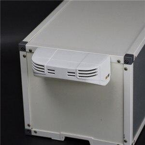 Модель имитации кондиционера для холодильника 1/14 Tamiya Scania Volvo Man RC для трактора, прицепа, грузовика, аксессуары