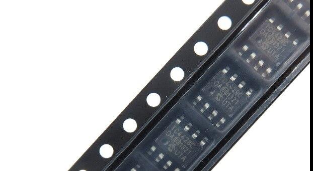 5/PCS Tc4428coa Tc4428c Sop-8 SMD MOSFET Power Drive IC Marke Neue & Original-Spot