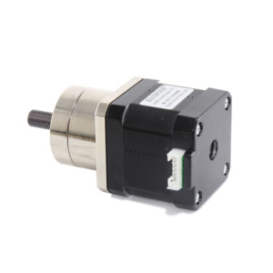 Image 5 - Free Shipping Nema17 17HS4401S PG5.18:1 Extruder Gear Stepper Motor Ratio Optional Planetary Gearbox Step  Geared for 3D Printer
