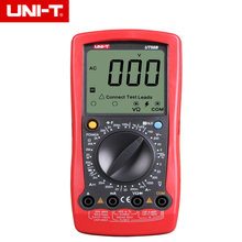 UNI-T UT58B General DMM Digital Multimeters Full LCD Display DC/AC Voltage Current Resistance Capacitance Temperature Tester