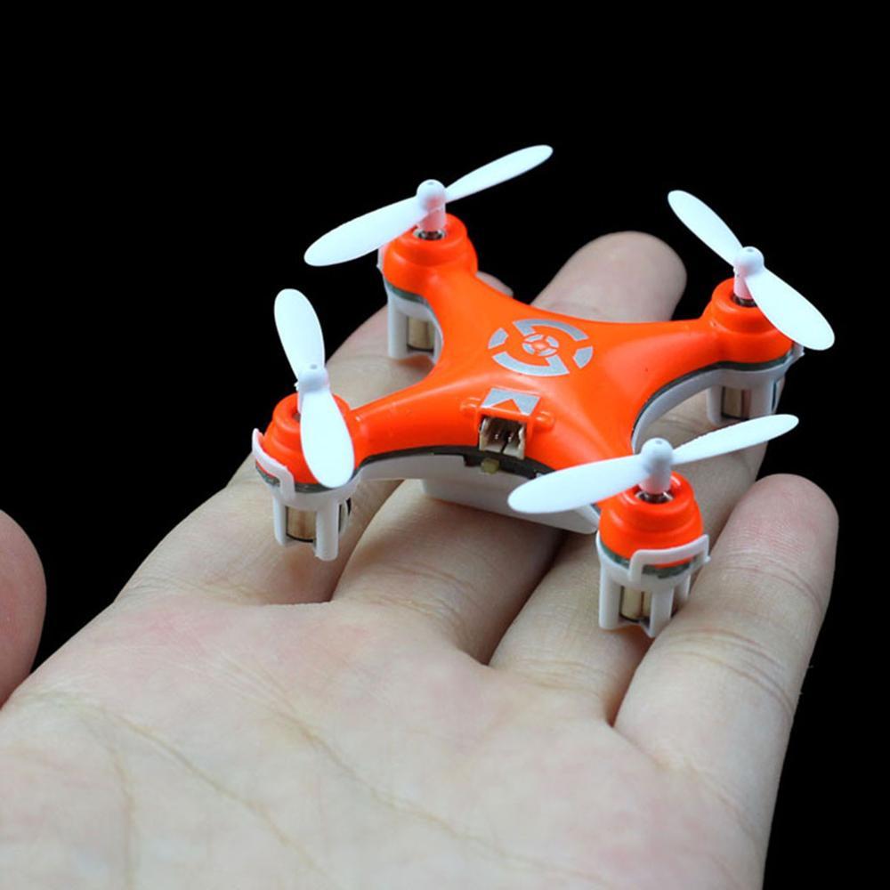 Cheerson CX-10 Mini Drone con/sin cámara HD Modo de retención RC Quadcopter RTF WiFi FPV helicóptero plegable VS s9HW T10