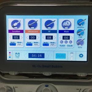 Image 2 - חדש 7 ב 1 התחדשות עור הידרו Dermabrasion/יהלומי dermabrasion מכונה/מים hydrodermabrasion