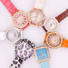 SALE!!! Discount Melissa Crystal Old Types Men's Women's Watch Japan Mov't Fashi