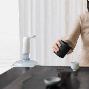Image 4 - Xiaomi 3 חיים מים משאבת אוטומטי USB מגע מתג מים משאבת אלחוטי נטענת חשמלי מתקן מים משאבת עם כבל USB