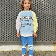 Baby Boys Girls Sweatshirt Long Sleeve