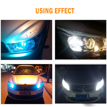 4pcs 2017 newest t10 w5w led filament cob glass car light automobiles auto bulb lamp 12V car-styling for lada 10