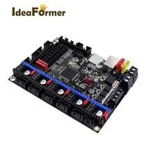 SKR V1.3 Junta de Control de CPU de 32 bits 32bit Junta Smoothieboard3D piezas de la impresora para MKS GEN L rampas 1,4 SKR PRO y Ender 3 CR10