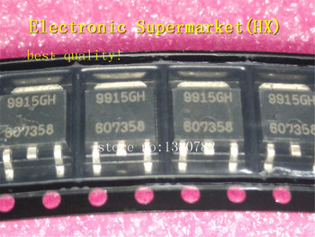 100% New original 10pcs/lots AP9915GH  AP9915 TO-252  IC In stock! 10pcs l7812cv to220 l7812 to 220 7812cv new and original ic