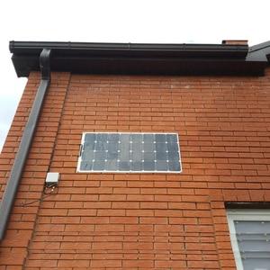 Image 5 - XINPUGUANG 100W 18V or 16V flexible solar panel cell 100 watt module Monocrystalline sunpower painel solar 12V battery charger