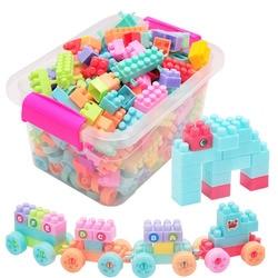 DIY Building Blocks Bulk Sets City Creative INGs Classic Technic Bricks Creator Toys For Children Christmas Gift TH0081