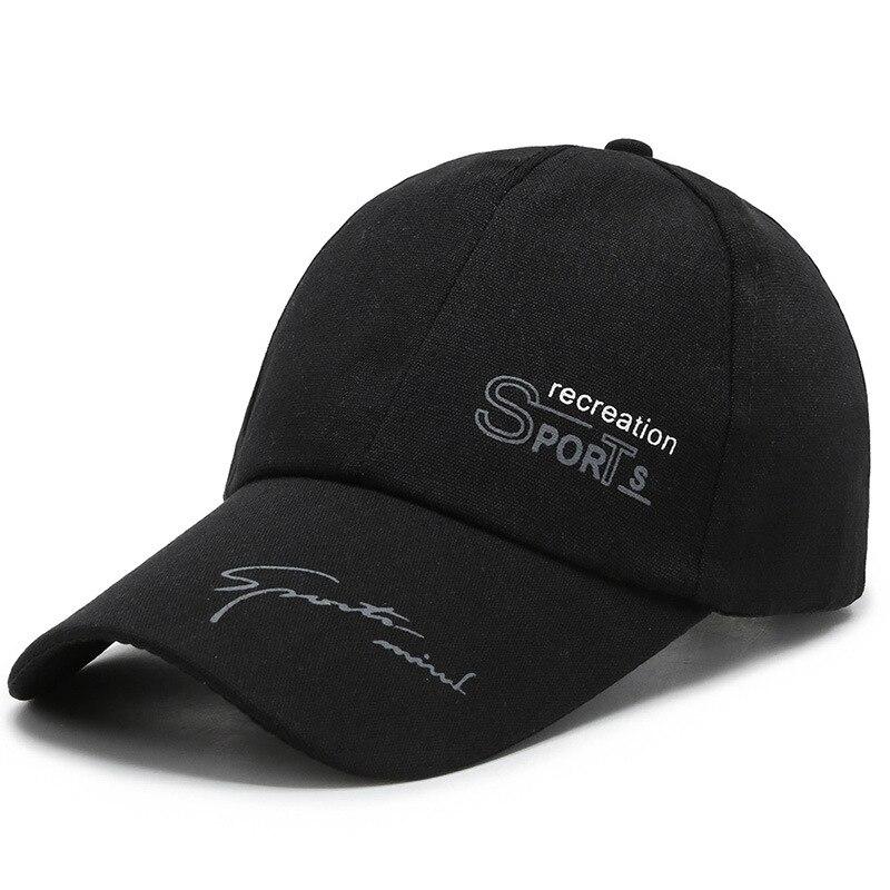 Модная шапка, Классическая хлопковая бейсболка для путешествий, модная уличная Регулируемая шапка для гольфа, Повседневная Регулируемая ш...
