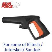 Пистолет-распылитель для мойки под давлением Interskol Elitech Sun Joe