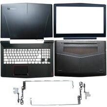 Laptop LCD Back Cover/Front Bezel/Hinges/Palmrest/Bottom Case For Lenovo Legion Y520 R720 Y520-15 R720 -15 Y520-15IKB R720-15IKB new for lenovo y520 r720 bottom base cover case ap13b000400