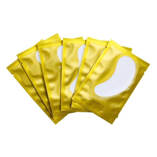 50/100 pieces Under Eyepads for Eyelash Extension Eyelash Under Eye Pads for Grafting Eyelash Patches Tools 6