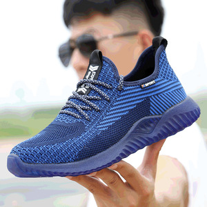 Image 1 - Immortal Indestructible Ryder Shoes Men And Women Steel Toe Air Safety Boots Puncture Proof Work Sneakers Breathable Shoes