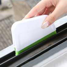 Window Groove Cleaning Brush Bathroom Kitchen Floor Gap Cleaner Nook Cranny Window Clean Brush Household Cleaning Tool цены