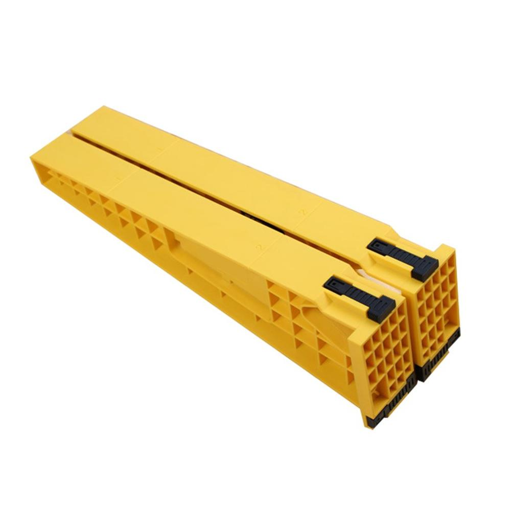 2Pcs Drawer Track Installation Fixed Jig Auxiliary Positioning Holder Mounting Cabinet Woodworking Tools Drawer Slide Jig