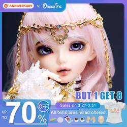 BJD кукла 1/4 Minifee Chloe Sarang Celine Fairyland шаровые шарнирные куклы bluefairy littlemonica Oueneifs Luts Delf