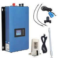 Cheap 2kW Wind Power Grid Tie Inverter with Limiter / Dump Load Controller/Resistor for 3 Phase 48v wind turbine generator