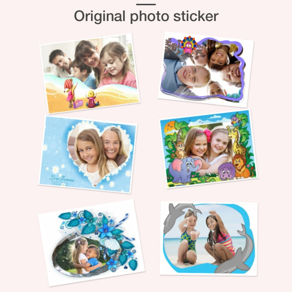 H318fca2e60e8439399e55a3e504f9816f Rechargeable Kids Mini Digital Camera 2.0 Inch HD Screen 1080P Video Recorder Camcorder Language Switching Timed Shooting #S