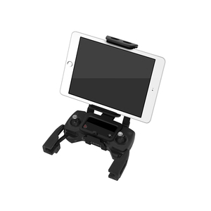 Image 4 - Tablet סוגר לdji Mavic פרו ניצוץ Drone מרחוק בקרת צג הר עבור iPad מיני טלפון מול נוף מעמד צג מחזיק
