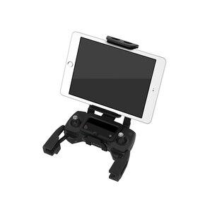 Image 4 - Tablet suporte para dji mavic pro spark zangão monitor de controle remoto montagem para ipad mini telefone vista frontal monitor suporte