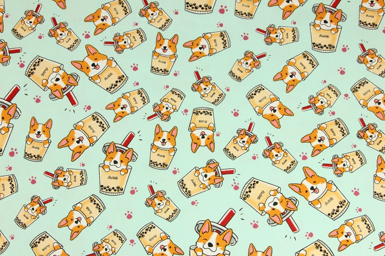 Thick Cotton Fabric 007