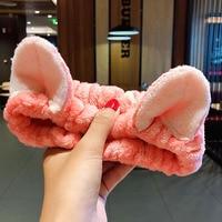 dark pink cat ears