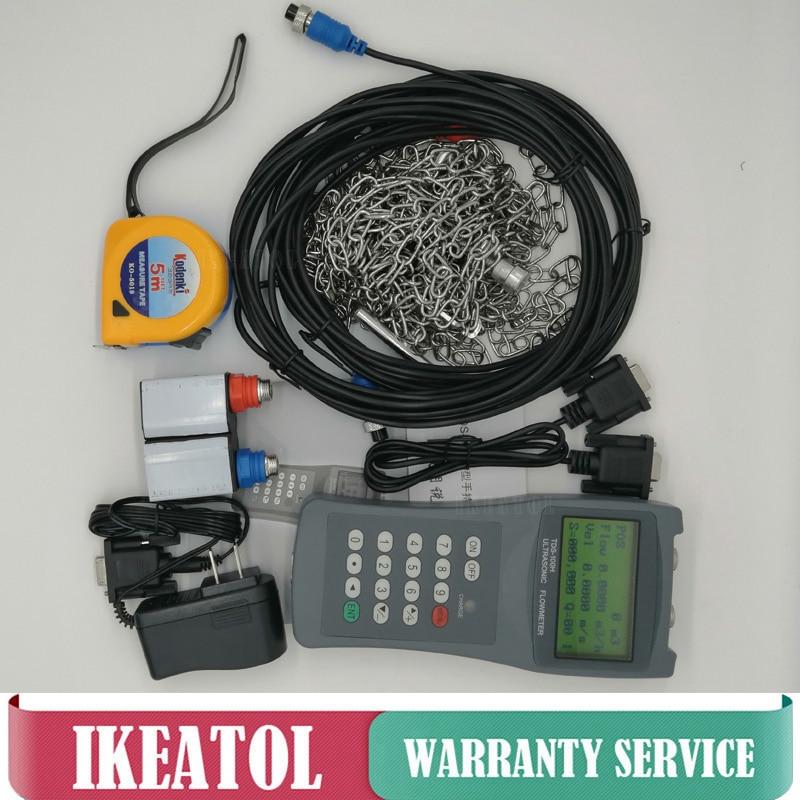 TDS-100H-M2 átalakító (DN50-700mm) hordozható ultrahangos - Mérőműszerek - Fénykép 2
