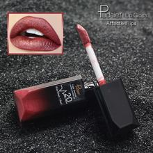 Pudaier21 Color Lip Gloss, Lip Gloss, Matte Lips, Glaze, Mist, Noodles, Long Lasting Cup of Lipstick Cross Border.
