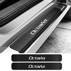 4PCS Car Door Sill S...
